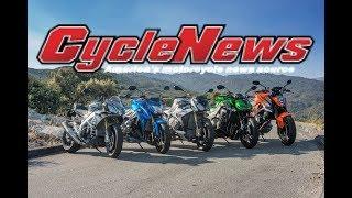 Download 2015 Big Bore Nakedbike Shootout! - Cycle News Video
