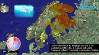 Download Sweden's geological history Video