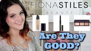 Download Fiona Stiles Product Reviews * Foundation, Lipstick, Highlighter Palette * | Jen Luvs Reviews Video