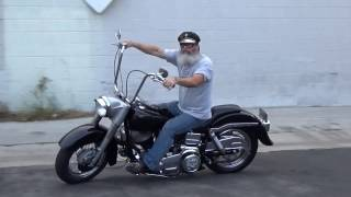 Download Hunting Harley's. 1978 FXE FLH'd California Custom Video