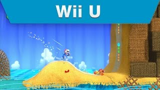 Download Wii U - Yoshi's Woolly World E3 2015 Trailer Video