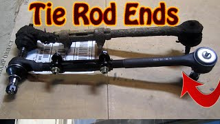 Download DIY How To Replace Inner And Outer Tie Rod Ends - Front End Replacement Part 2 Video