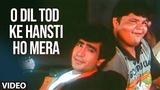 Download O Dil Tod Ke Hansti Ho Mera Remix - Superhit Sad Indian Song | Bewafa Sanam Songs Video