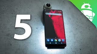 Download Top 5 Features of the Essential Phone Video