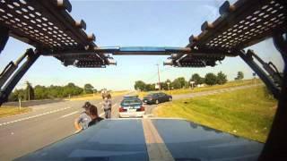 Download Trucker Versus Virginia State Police Video