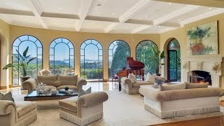 Download Magnificent Mediterranean Inspired Estate in Tiburon, California Video
