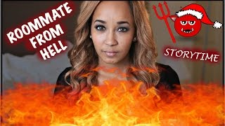 Download College Roommate Horror Story- STORYTIME!! | Kym Yvonne Video