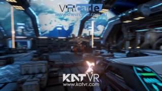 Download VRcade Promotion Video - Using KAT VR Video