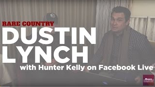 Download Dustin Lynch Answers Fan Questions Video