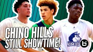 Download Chino Hills Is STILL The BEST Show In America! LaMelo Ball, Eli Scott, Gelo Ball & More! Video