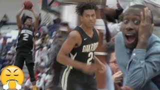 Download Best HS Dunker Niven Glover Shuts Up OVERRATED Chants with 35 PTS! 5 Star CJ Walker Puts on a Show! Video