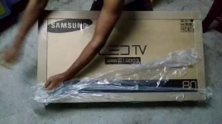 Download Unboxing Samsung 32 inches FH4003 LED TV Purchased from Flipkart Video