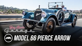 Download 1918 Model 66 Pierce Arrow - Jay Leno's Garage Video