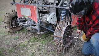 Download WE MADE TWO INVINCIBLE SPIKE TIRES! Video