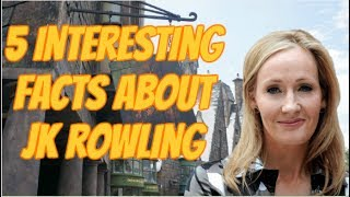Download 5 Interesting Facts About JK Rowling Video