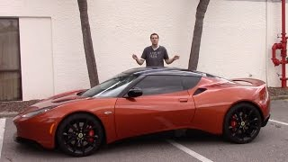 Download The Lotus Evora Is Better Than You Think Video
