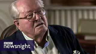 Download Le Pen and the rise of the far-right in France - BBC Newsnight Video