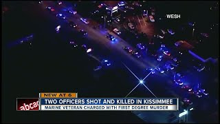 Download Officers shot and killed in Kissimmee Video