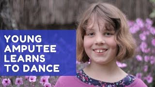 Download Amputee learns to dance Video