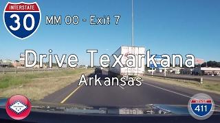 Download Interstate 30 - Mile 0 - Mile 7 - Arkansas | Drive America's Highways 🚙 Video