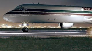 Download A Routine Plane Takeoff Quickly Turns into a Disaster Video