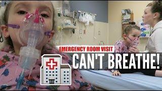 Download EMERGENCY ROOM VISIT  SHE COULDN'T BREATHE  Somers In Alaska Vlogs Video