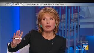 Download Otto e mezzo - Salvini - Berlusconi, fratelli coltelli (Puntata 19/01/2018) Video