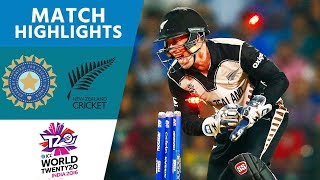 Download ICC #WT20 Cricket - New Zealand vs India Highlights Video