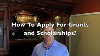 Download How To Apply For Grants and Scholarships? Video