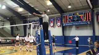 Download Creighton Volleyball Highlights & Interview vs. Belmont (9/8/17) Video