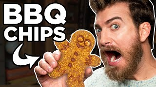 Download Will It Gingerbread Man? Taste Test Video