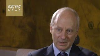 Download Exclusive interview with Harvard philosophy professor Michael Sandel Video
