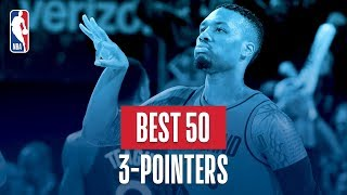 Download Best 50 Three Pointers: 2018 NBA Season Video