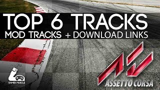 Download TOP 6 MOD TRACKS FOR ASSETTO CORSA - [WITH DOWNLOAD LINKS] Video