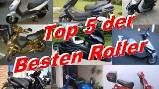 Download Top 5 der Besten Roller ! Video