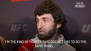 Download ″Bonuses follow me my whole career″ Zabit Magomedsharipov confident ahead of UFC 228 Video