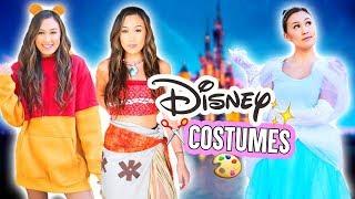 Download DIY DISNEY HALLOWEEN COSTUMES 2017 (Moana, Cinderella & Pooh) Video