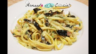 Download FETTUCCINE pasta Deliciosa Video