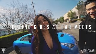Download TROLLING GIRLS AT CAR MEETS Video