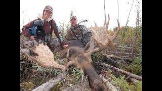 Download BOWHUNTING YUKON MOOSE!   L2H ″Yukon River Bends″ Video