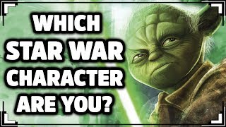 Download Which Star Wars Character Are You? Video