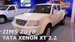 Download NEW 2018 TATA XENON XT 2.2 D-CAB 4X4 ABS AT 2018 IIMS SURABAYA Video