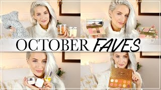 Download OCTOBER FAVOURITES AND NEW IN PRODUCTS I LOVE Video
