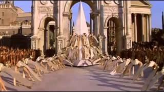 Download Kleopatra Königin Makedonia Christ - From Kingdom Republik Makedonia (video entersRome1963film) Video
