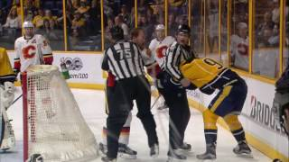 Download Bennett sticks up for Stajan in battle with Johansen Video