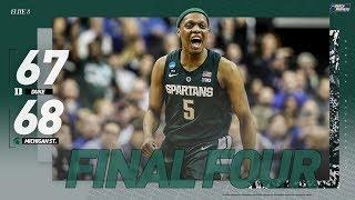 Download Duke vs. Michigan State: Spartans advance to 2019 Final Four Video
