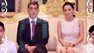Download ► Lt Gen Suthida Vajiralongkorn ● Following Prince Vajiralongkorn of Thailand Doing Royal Activities Video