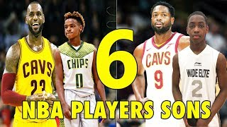 Download 6 NBA Players SONS who will be BETTER than their FATHERS! Video