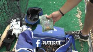 Download Whats in professional baseball player Cameron Mongers Bag? Video