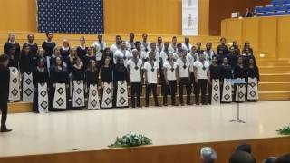 Download South African Youth Choir (Nisi Dominus - Ola Gjeilo) and ECYC at AKTV Animato Finals 2016 Video